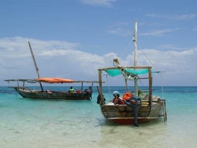 Keňa, Zanzibar 15 dní