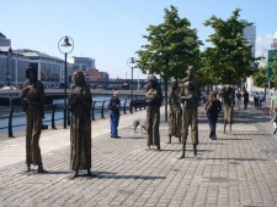 Irsko a Severní Irsko - legendy vytesané ve skále