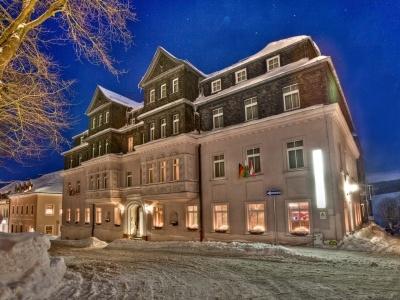 Rathaushotels Oberwiesenthal