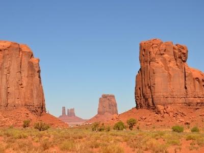 Výprava po stopách indiánských kmenů do krajiny monumentů