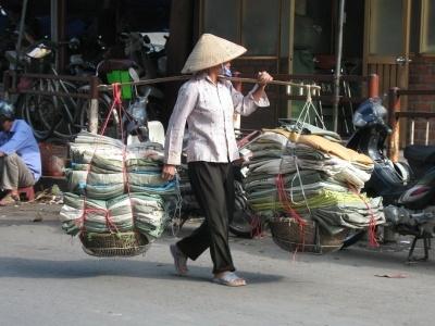 Vietnamem lodí, vlakem a na kole