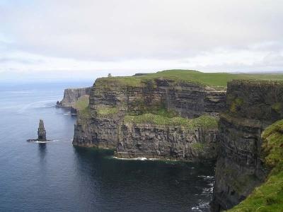 Krásy zeleného Irska