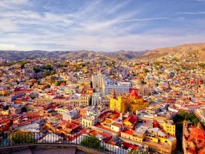 Kouzelná města koloniálního Mexika