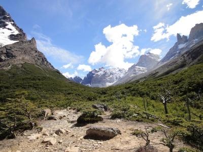 Patagonie, Ohňová země a luxusní plavba