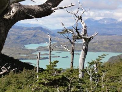 Patagonie, Argentina, Brazílie a Buzios