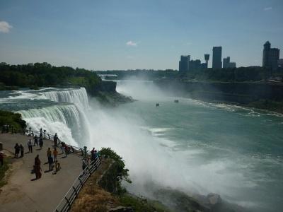 Toronto, Niagara, New York, Washington Dc komforněji