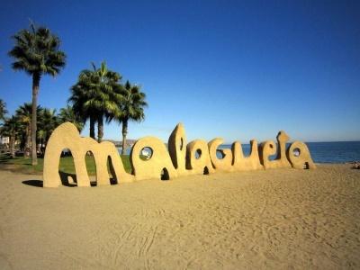 Moře a památky Andalusie, letecky