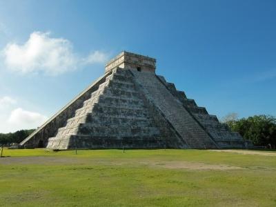 Mexiko - Velká mexická expedice (de luxe)