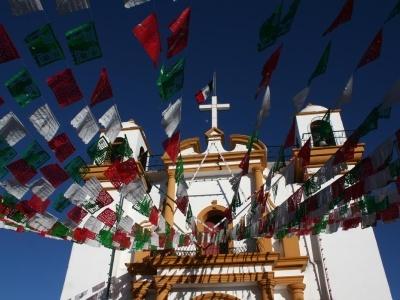 Mexiko na první pohled