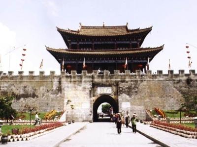 Čína-Mongolsko