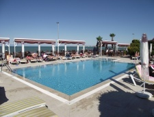 Altinkum Hotel & Bungalows Side
