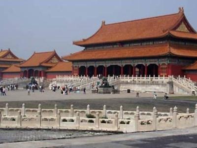 Na skok do Pekingu