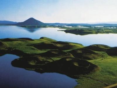 Pohlednice z Islandu