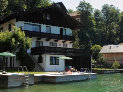 Apartmány Seebad Wolfgangsee