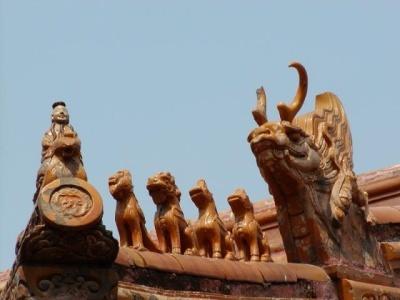 Peking - Velká čínská zeď - Šanghaj rychlovlakem