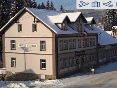 Horský hotel Seifert Nové Hamry