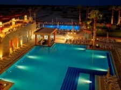 Winter Valley Warwick Resort & Spa Dead Sea