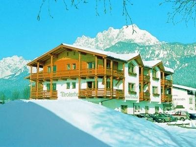 Tirolerhof Hotel St. Johann in Tirol