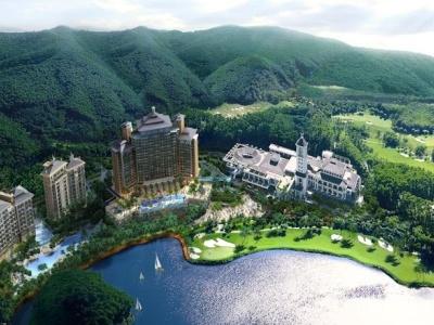 Mission Hills Golf Resort Dongguan