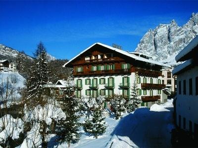 Pontechiesa Hotel Cortina d'Ampezzo