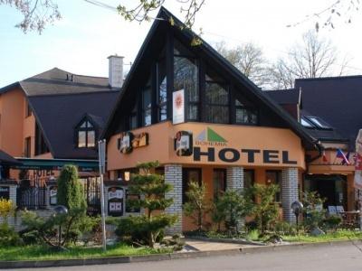 Wellness Hotel Bohemia