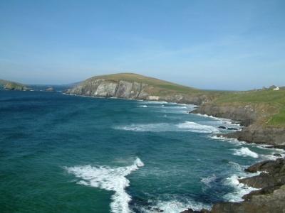 Velký okruh Irskem a ostrov sv. Patrika